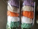Shawl voordeelpakket, een makkelijk haakpatroon in diverse kleuren_