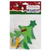 Viltpakket voor kinderen kerstboom