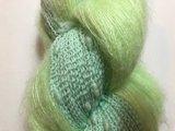 """Koperdraadje Bubbelicious kleur """"Minty"""" _"""