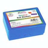 Knitpro Blockpinnen in regenboogkleuren _