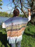 Breipakket Strand shawl _