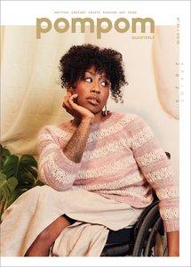 Pompom magazine nr 32 Engelstalig voororder levering na 28 februari