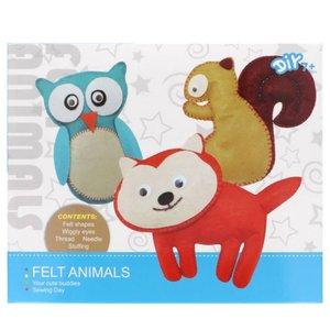 viltpakket voor kinderen dieren