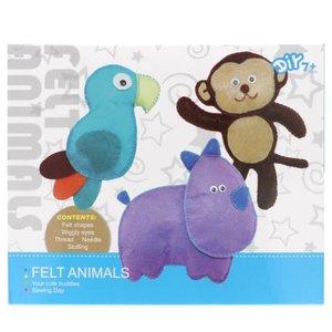 Viltpakket voor kinderen dieren B 7+