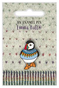 Koperdraadje pin Emma Ball
